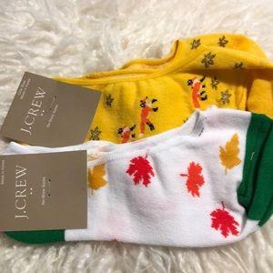 NWT J Crew socks